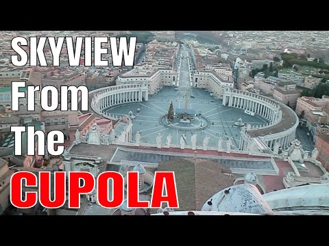 How To Climb ST PETER BASILICA DOME (CUPOLA) + VATICAN MUSEUM Rome 2019