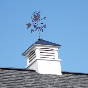 welsh dragon cupola weathervane