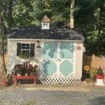 cj cupola on shed