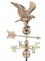 1776p american eagle weathervane pure copper