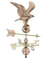 1776p american eagle weathervane pure copper