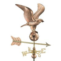 8815pr eagle cottage weathervane pure copper