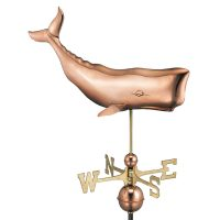 9660p 28whale weathervane pure copper