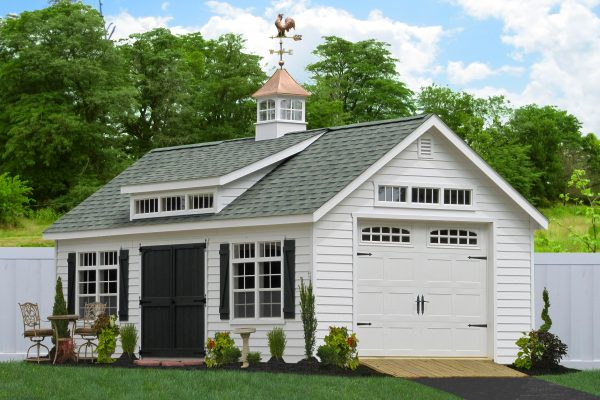 cupola garage ideas