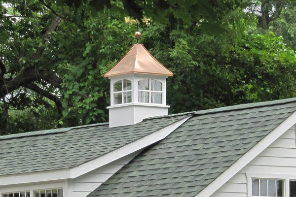 copper custom cupola near me