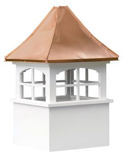 custom 30 inch cupolas near Lancaster Pa