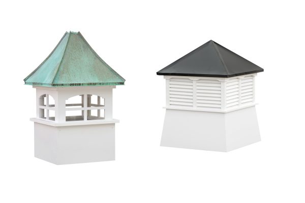 Window or Louvered Cupolas for Your Barn in PA, MD, DE
