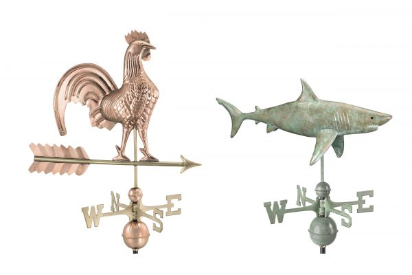 copper weathervanes for sale