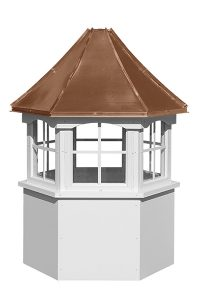 Window Cupola for a Horse Barn