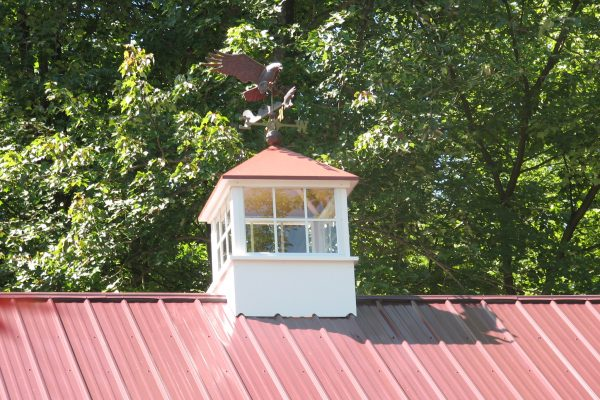 Pole barn Cupolas for Your Pole barn in PA, MD, DE