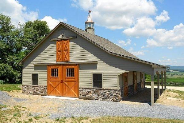 new barn roof cupola