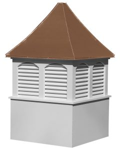 large vinyl cupolas for sale in pa